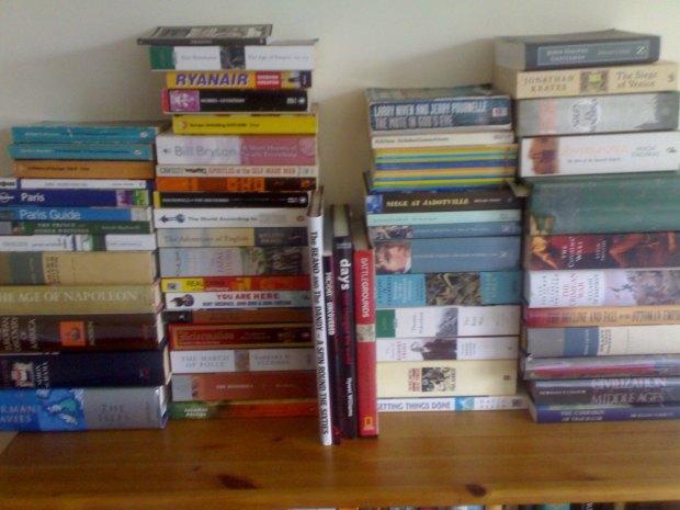 Books overload