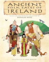 The Ancient Folk Tales Of Ireland Cover
