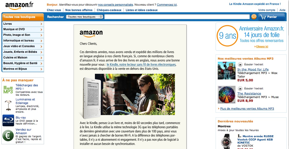 Amazon Co Uk Eoin Purcell S Blog