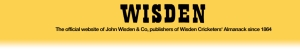 Wisden Logo