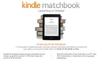 Amazon.com  Kindle MatchBook